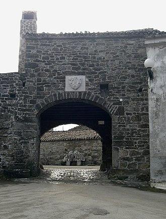 Roč - Town gate