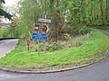 Road leading to King's Hostel - geograph.org.uk - 1623135.jpg