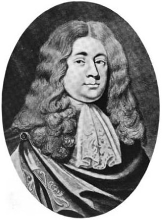 Robert Bolling - Portrait of Robert Bolling