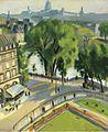 Robert Delaunay Vue du Quai du Louvre 1928.jpg