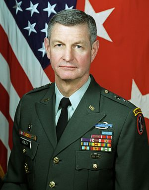 Robert F. Foley - Foley as a major general in 1996