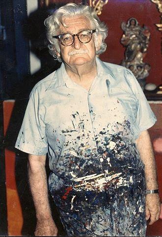 Roberto Burle Marx - Image: Roberto Burle Marx 1981