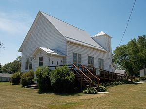 Rochester, Iowa - Rochester United Methodist Church