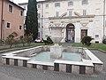 Roma, Basilica di Santa Cecilia, cortile.jpg