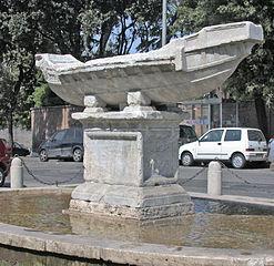 Fontana della Navicella