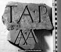 Roman Inscription in Avenches, Mus. Rom., Switzerland (CIL 13, 05125).jpeg
