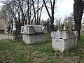 Roman sarcophaguses found in Dobruja.JPG
