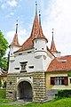 Romania-1990 - Catherine's Gate (7664363714).jpg
