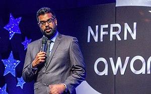 Romesh Ranganathan - Image: Romesh Ranganathan in 2013