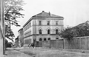 Johan Henrik Nebelong - Image: Rosenkrantz gate 7 1865