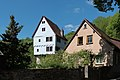 Rothenburg ob der Tauber, Taubertalweg 98 Topplerschlöschen und Nr. 100 20170526 001.jpg