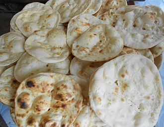 Roti - Roti in Pakistan