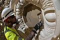 Rotunda Interior Restoration Work - May 2016 (27494575171).jpg