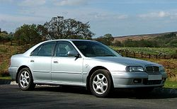 Rover 620ti on North Yorkshire Moors.jpg