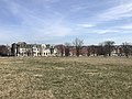 Rowhouses on E. Baltimore Street near Milton Avenue from Patterson Park, Baltimore, MD 21224 (46687017855).jpg