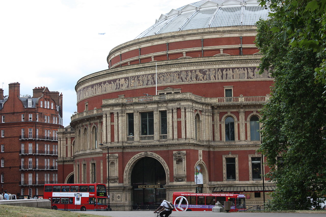 File royal albert hall london july 2010 03 jpg for Door 4 royal albert hall