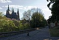 Royal Garden, St Vitus Cathedral - Prague, Czech Republic - panoramio.jpg