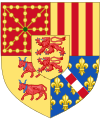 Royal Lesser Arms of Navarre (1479-1483).svg