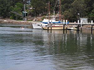 Rozelle Bay - Image: Rozelle Bay cove