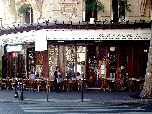 Rue Charonne-Bistrot du Peintre 3