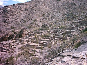 Tucumán Province - Ruins of the Quilmes civilization, a Diaguita culture in the area