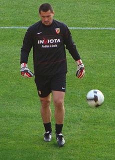 Vedran Runje Croatian footballer