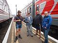 Russian Customs stop Naushki. (11613751356).jpg