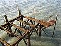 Rusty Eastbourne Pier - geograph.org.uk - 1671007.jpg