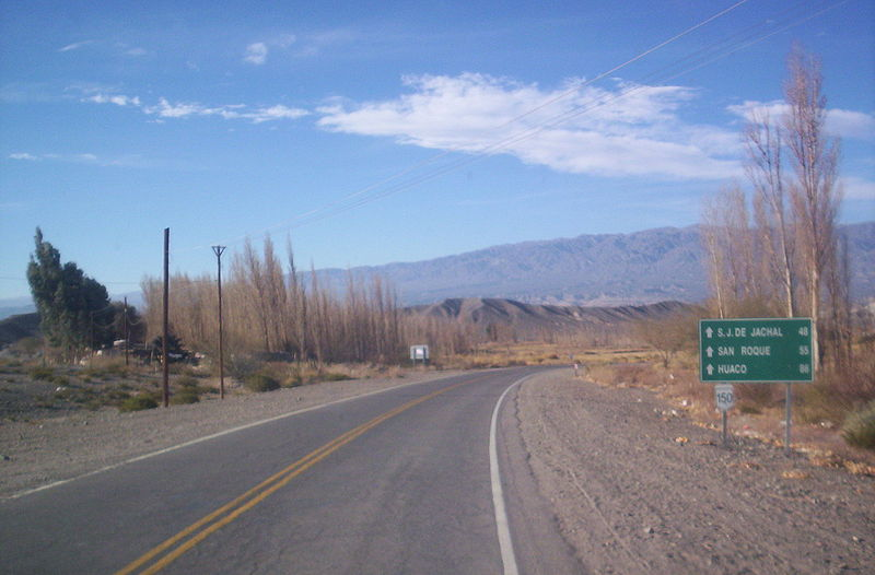File:Ruta Nacional 150, Rodeo dpto. Iglesia, provincia de San Juan.jpg