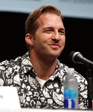 Ryan Hansen - Hansen at the 2013 San Diego Comic-Con International
