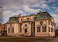 Rzeszów, pałacyk letni Lubomirskich, XVIII danz 002.jpg