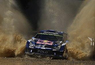 Rally Australia - Sébastien Ogier in 2015