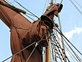 SB Ironsides lowering the topsail 7104.JPG