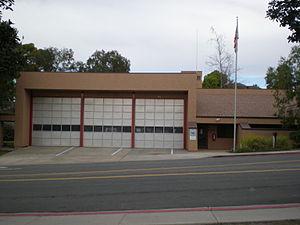 Rancho Peñasquitos, San Diego - SDFD Fire Station 40
