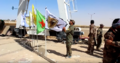 SDF flags during Battle of Tabqa.png