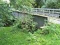 SM Schmalkalden, Eisenbahnbrücke über die Stille - 01.jpg