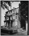 SOUTH FRONT AND EAST SIDE - Allison Hill (Houses), Harrisburg, Dauphin County, PA HABS PA,22-HARBU,13-2.tif