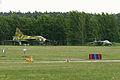 Saab Viggen 37904 31 & Saab 105 60143 143 (8370473013).jpg