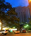 Sabana Grande Caracas Gran Melia Caracas Hotel. Sabana Grande Noche Vicente Quintero fotografo.jpg