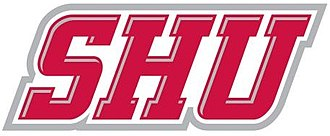 2017 Sacred Heart Pioneers football team - Image: Sacred Heart SHU Wordmark