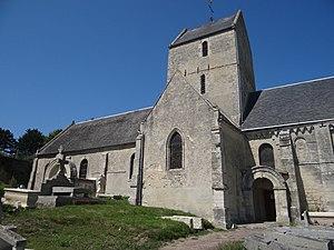 Saint-Côme-de-Fresné - Image: Saint Côme de Fresné 01
