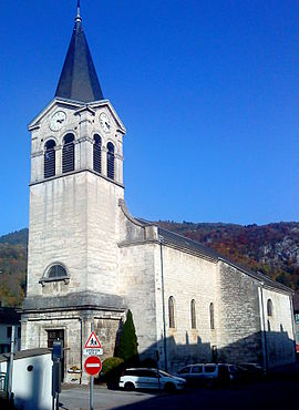 Saint-Germain-de-Joux (01) - Eglise.JPG