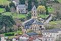 Saint Blaise church of Aubin 01.jpg