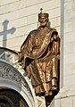 Saint Constantine the Great by Nikolay Ramazanov, replica by Dmitry Tugarinov 2.jpg