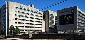 Saint Thomas - Midtown Hospital (Nashville) - Image: Saint Thomas Midtown Hospital, Nashville