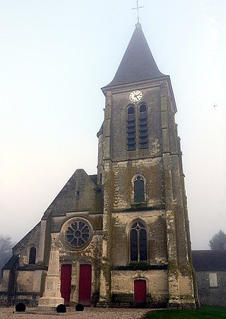 Église Saint-Martin de Billy-sur-Ourcq