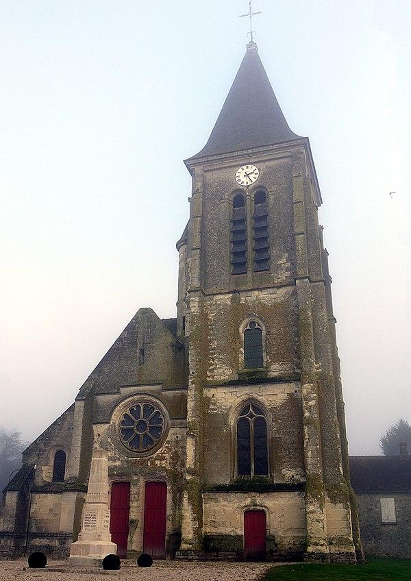 Photo de la ville Billy-sur-Ourcq