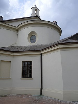 Saints Vitalis church in Tuszyn.JPG