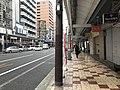 Sakai-suji Street near Ebisucho Station.jpg