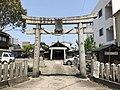 Sakuramachi Temman Shrine in Nakatsu, Oita.jpg